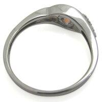 【送料無料】シンプルプラチナリングガーネット指輪一粒リング【RCP】10P06Aug16