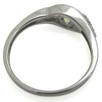 【送料無料】ペリドットリング10金リングシンプルエレガント一粒指輪【RCP】10P06Aug16