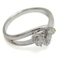 【送料無料】ダイヤモンドエンゲージリングプラチナインフィニティ婚約指輪【RCP】10P06Aug16