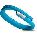 【新品】Jawbone 活動量計 UP by Jawbone ライフログ リストバンド ミディアムサイズ ブルー (A...