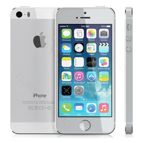 アップル iPhone 5s SIMフリー 版 64GB 正規 整備済品 シルバー