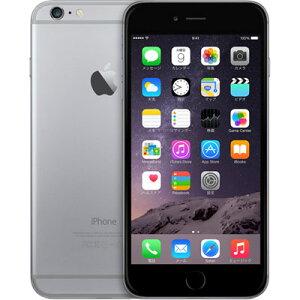 アップルiPhone6PlusSIMフリー128GB正規整備済版スペースグレー