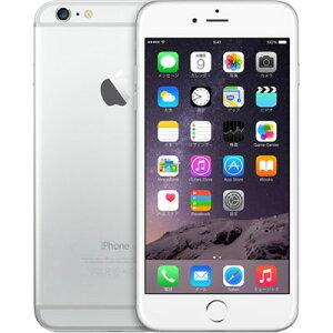 アップルiPhone6PlusSIMフリー64GB正規整備済版シルバー
