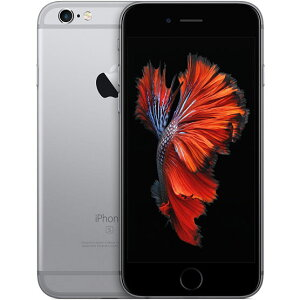 アップルiPhone6sPlusSIMフリー128GB正規整備済品スペースグレー