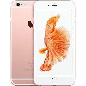 アップルiPhone6sSIMフリー16GB正規整備済品ローズゴールド