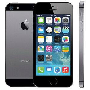 アップルiPhone5sSIMフリー版32GB正規整備済品スペースグレー