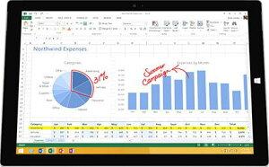【アウトレット】Microsoft(マイクロソフト)SurfacePro3サーフェースプロ(SP3-I3-4-64-W10P64)タブレットパソコン/Windows10Pro/12インチ/Corei3/メモリ4GB/SSD64GB/無線/WEBカメラ/タッチパネル