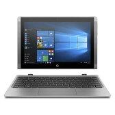 【2in1】2in1 タブレット HP x2 210 G2 ( Y4A37AA-AADS ) Windows 10 Pro 10.1インチ タッチパネル Atom Z8350 メモリ 2GB eMMC 32GB 無線LAN Bluetooth Webカメラ 専用キーボードドック付き