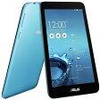 ASUS MeMO Pad 7 ブルー ( ME176-BL16 ) Android Atom搭載 7インチ タブレット ストレージ容量16GB