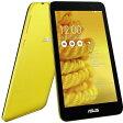 ASUS MeMO Pad 7 イエロー ( ME176-YL16 ) Android Atom搭載 7インチ タブレット ストレージ容量16GB