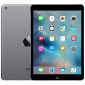 Apple(アップル) iPad Air Wi-Fiモデル 16GB スペースグレイ 国内版 タブレット MD785J/B