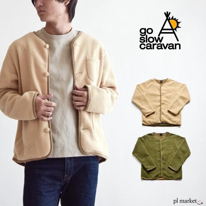 メンズファッション, コート・ジャケット 20OFF go slow caravan (320215)