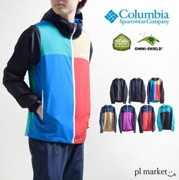 columbia ジャケット コロンビア Columbia ボーズマンロックジャケット 防汚 撥水 オムニシールド パッカブル メンズ ライトアウター ナイロンジャケット マウンテンパーカー アウトドア Bozeman Rock Jacket PM3386