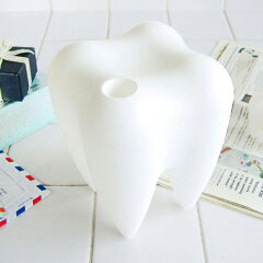 PROPAGANDA SWEET CONTAINER ホワイト 歯の形をした小物入れ コンテナ…