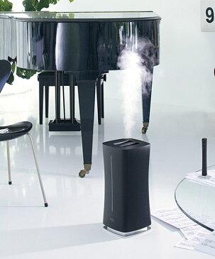 Stadler Form/Eva ハイブリット式加湿器 ブラック床上140cm の高さまでミストが舞う、パワフルなハイブリッド式加湿器デザイン家電簡単操作湿度調節オートモード風力調節送料無料