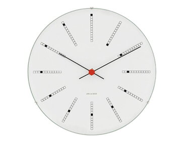 ROSENDAHL Arne Jacobsen アルネ・ヤコブセン Bankers Clock 290mmウォールクロック バンカーズ 290mmローゼンダール送料無料壁掛時計インテリアギフト プレゼントリビングエントランス
