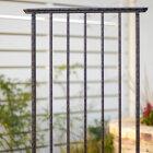 ディーズガーデンのアルミ鋳物製サイドフェンスAワイドタイプ