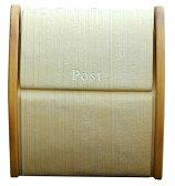 ポスト メールボックス シフォン ディーズガーデンの壁掛けポスト 送料無料