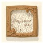 ディーズガーデン表札ガラスコレクションG-05フレームアートシリーズ