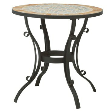 ガーデンテーブル ビーナス モザイクビストロテーブル30
