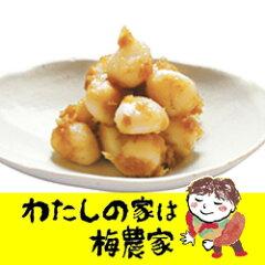 夏のまとめ買い大特価梅肉にんにく太郎350g入×3個セット[ぷらむ工房 岩本食品]