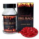 ファイアーマカ FIRE MACA Level MAX マカ 亜鉛 トンカットアリ 男性 サポート サプリメント ※精力剤ではありません