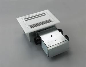 TOTO 浴室暖房乾燥機 三乾王 TYB213GAR 天井埋め込み 100V 3室換気タイプ 照明スイッチ枠付リモコン 集合住宅向け TYB213GAの後継品