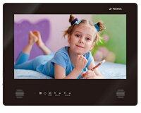 ワーテックス(WATEX)地上デジタル防水テレビWMA-160-F(B)ピアノブラック浴室テレビ16インチリモコン付属