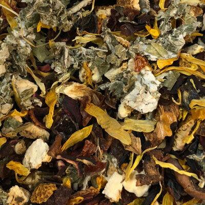 茶葉・ティーバッグ, ハーブティー  50gPlus Herb