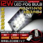 LEDバルブSAMSUNGチップフォグバルブ高輝度フォグランプ