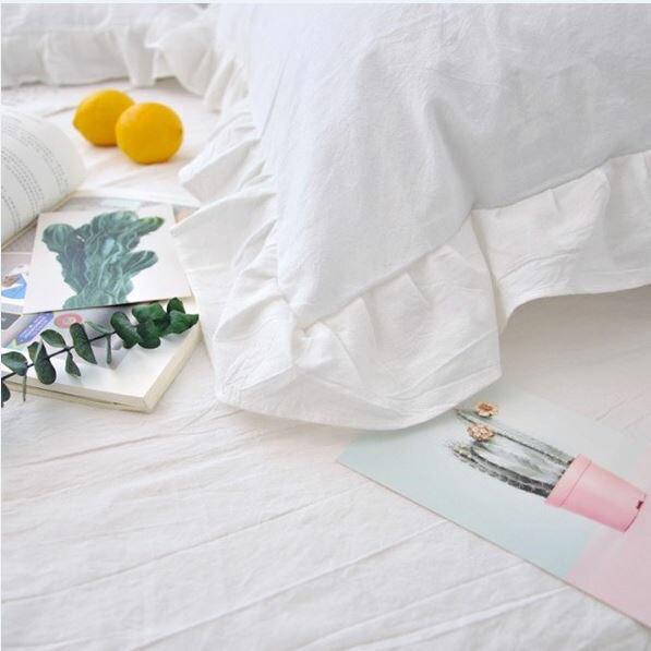 枕カバー 枕ケース まくらカバー 2枚セット モノトーン ホワイト 寝室 ベッド用品 ベッドインテリア 北欧 大型ピローケース pillow-s0002 新生活