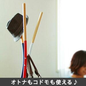 アスタリスクキッズコートハンガー(玄関収納/コートハンガー/コート掛け/帽子掛け/帽子スタンド/収納雑貨)