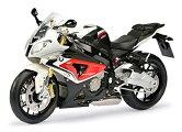 Schuco(シュコー)1/10BMWS1000RRレーシングレッド/アルペンホワイト