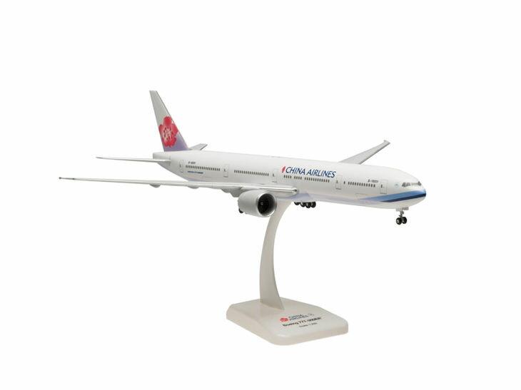 hogan Wings(ホーガンウイングス) 1/200 ボーイング 777-300ER チャイナエアライン