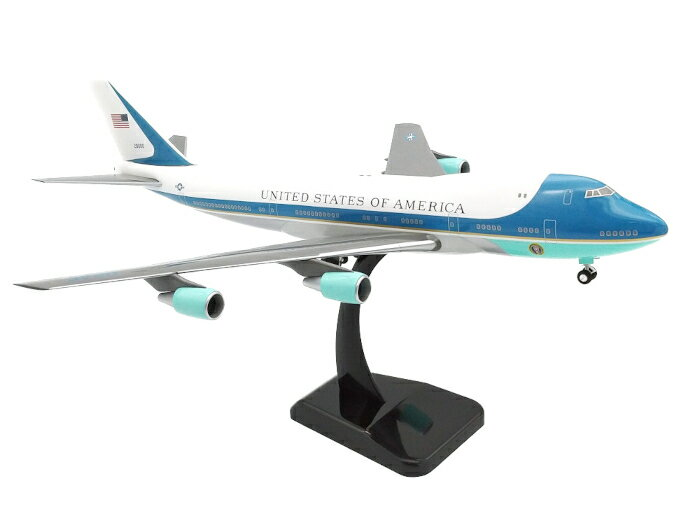 hogan Wings(ホーガンウイングス) 1/200 ボーイング 747-200 アメリカ大統領専用機 エアフォースワン
