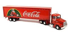 MotorCityClassics(モーターシティクラシックス)Coca-Cola(コカコーラ)1/43ホリデーキャラバンLEDライト付