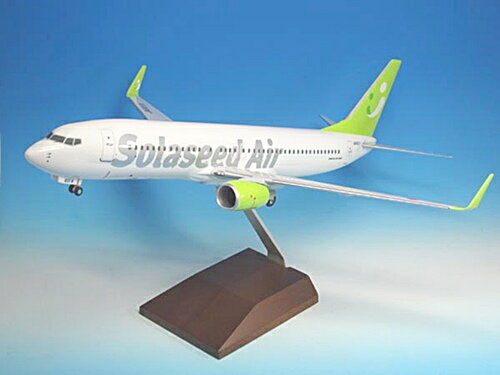 EVER RISE(エバーライズ) 1/100 ボーイング 737-800 ソラシドエア JA801X