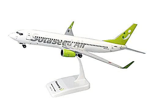 EVER RISE(エバーライズ) 1/130 ボーイング 737-800 ソラシドエア JA805X