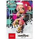 amiibo タコガール スプラトゥーンシリーズ 任天堂 アミーボ Nintendo Switch用その他周辺機器