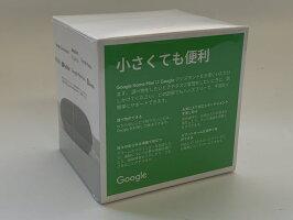 GoogleGOOGLEHOMEMINICHARCOALグーグルホームミニチャコール