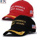 ドナルドトランプ 帽子 キャップ Make America