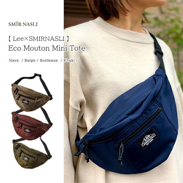 男女兼用バッグ, ボディバッグ・ウエストポーチ LeeLeeSMIRNASLINylon Body Bag