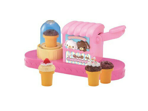 【送料無料】シュガーバニーズ ふしぎなふくらむチョコメーカー チョコチョコぷくりん タカラトミー プレゼント画像