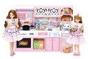 【送料無料】リカちゃん おしゃべりいっぱいリカちゃんキッチン LF-06 タカラトミー おもちゃ プレゼント