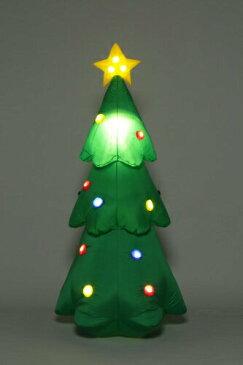 【送料無料】エアーディスプレイ LEDツリー180cm WG-5503 友愛玩具 〔クリスマスイルミネーション〕