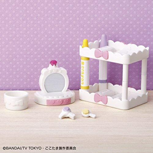 かみさまみならい ヒミツのここたま ベッドルームセット バンダイ [おもちゃ] プレゼント画像