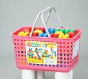 あす楽【送料無料】 凸凹ブロック ピンク BB30 MA-50004P 友愛玩具 おもちゃ プレゼント