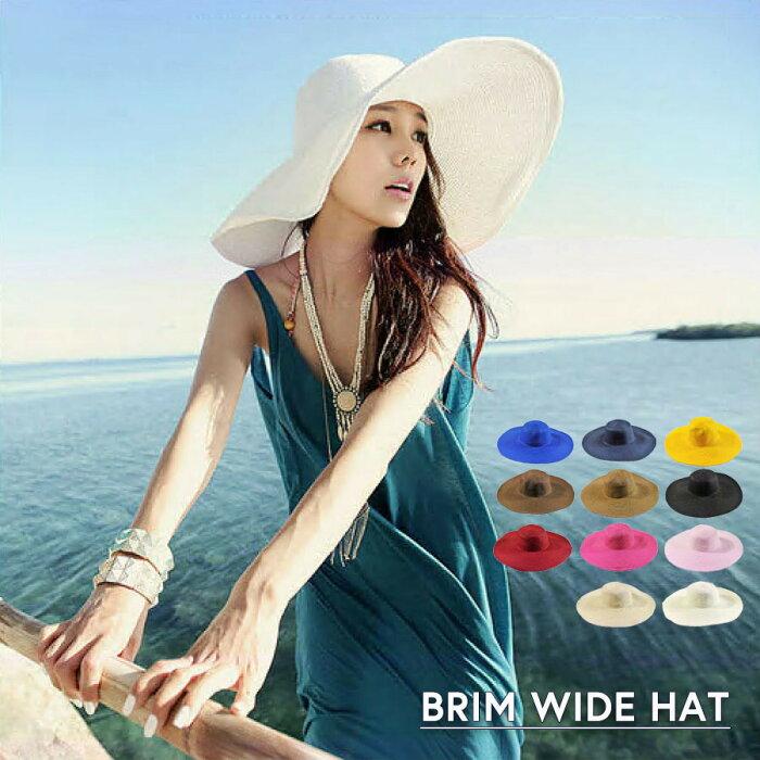 送料無料帽子 カンカン帽 つば広 つば広ハット つば広帽 女優帽 麦わら帽子 日よけ 日よけ帽子 UV対策 UV対策帽子 UVハット レディース 紫外線対策 防止 ハット ストローハット 夏 夏帽子 HAT 帽子