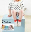 送料無料子供用靴下 子供用ソックス ベビー靴下 ベビーソックス ショートソックス こどもソックス 女の...