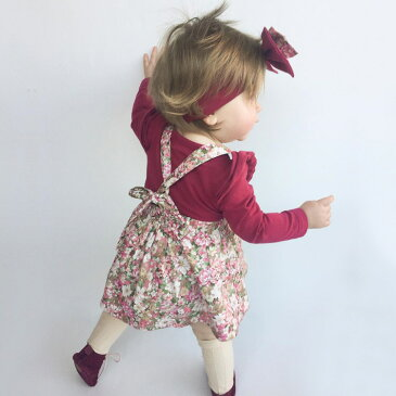 送料無料ジャンパースカート ミニスカート 吊りスカート フレアスカート 花柄 子供用 キッズ ボトムス ミニ丈 ショート丈 フラワープリント 春夏 おしゃれ 可愛い かわいい ガーリー 女の子用 女児 子供服 子ども服 こども服 70cm 80cm 90